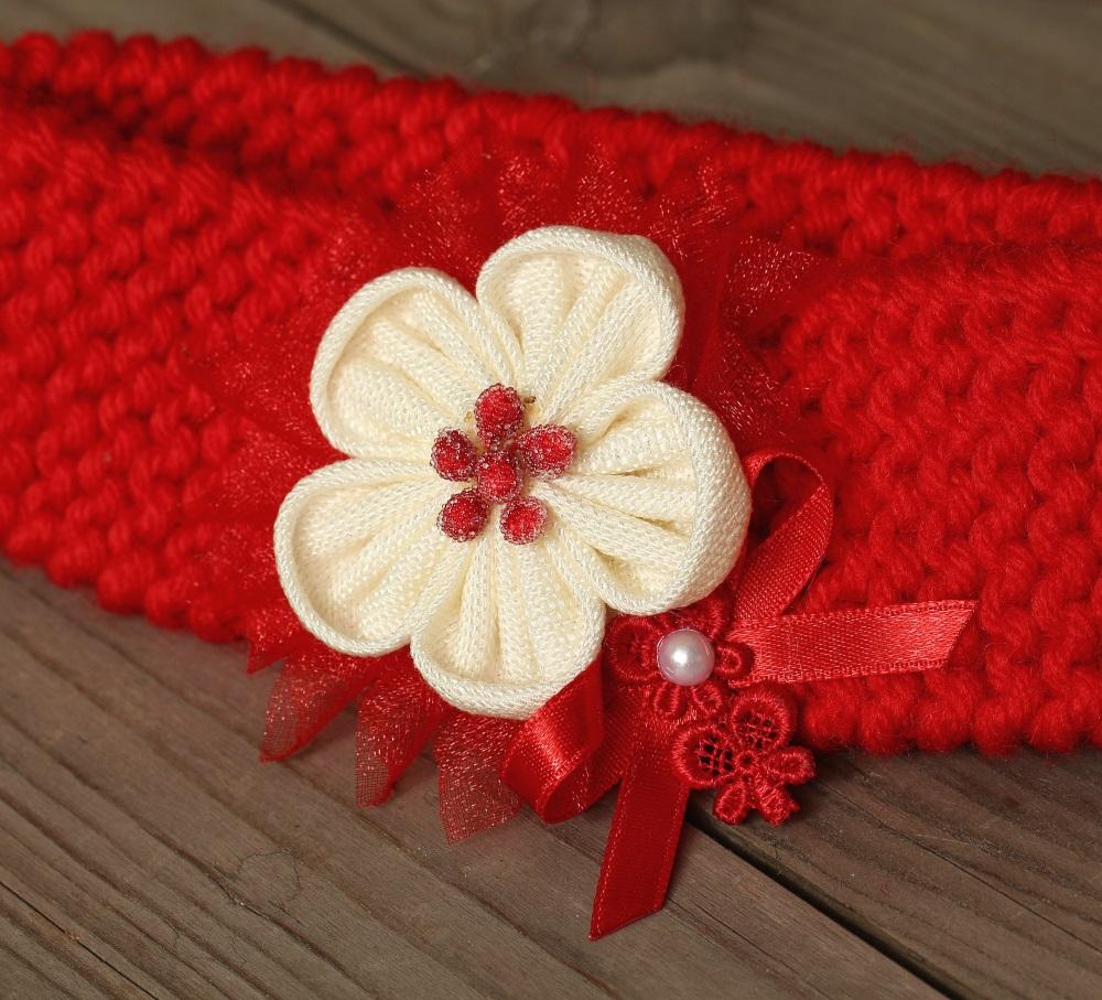 бебешка плетена лента