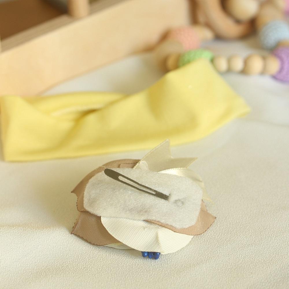 Памучна лента за бебе