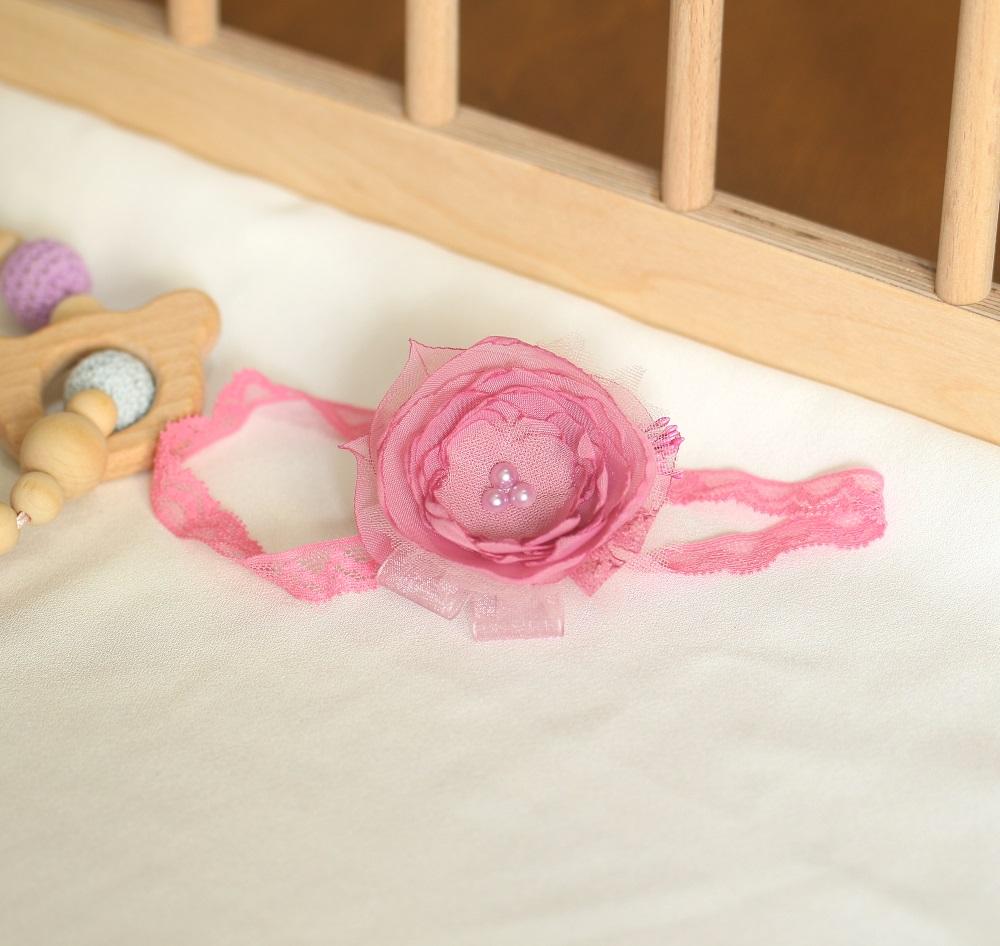 Лента за глава за бебе