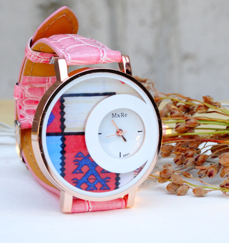 Часовник Жабица розов