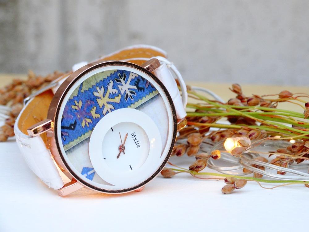 Часовник птици бял