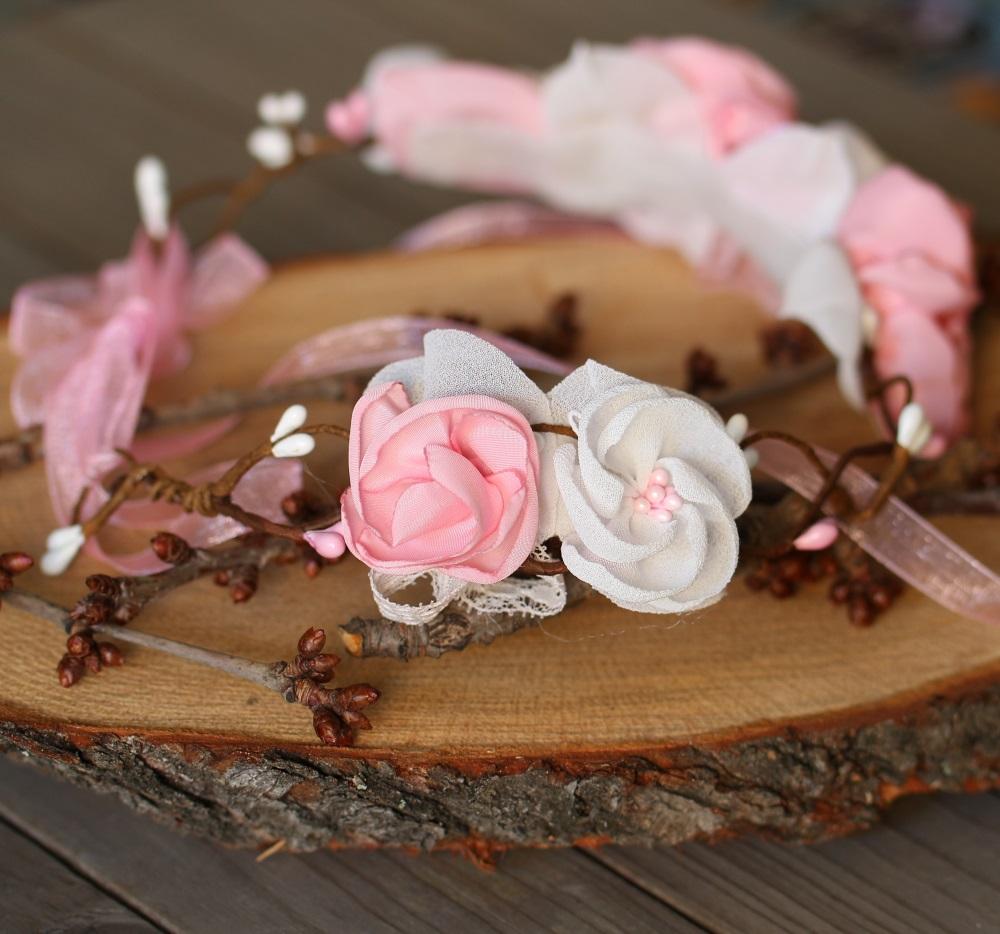 Розово венче