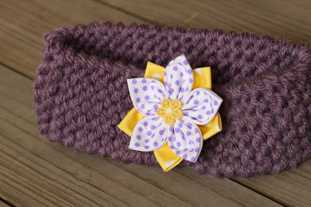 Плетена лента с аксесоар