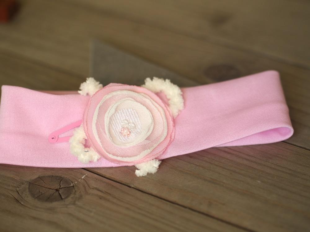 ПАМУЧНА ЛЕНТА розово