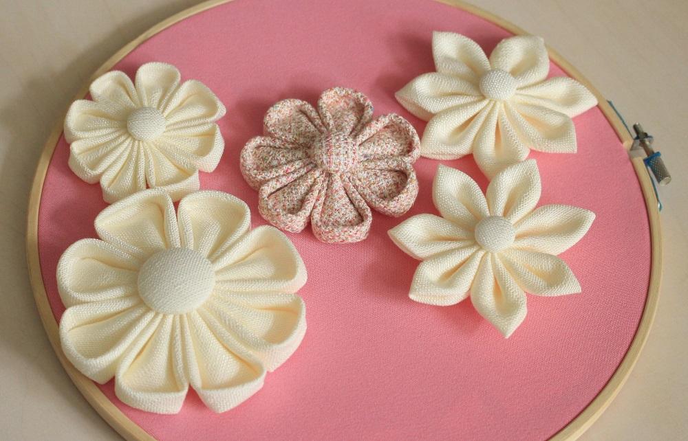 Пано за стена розови цветя