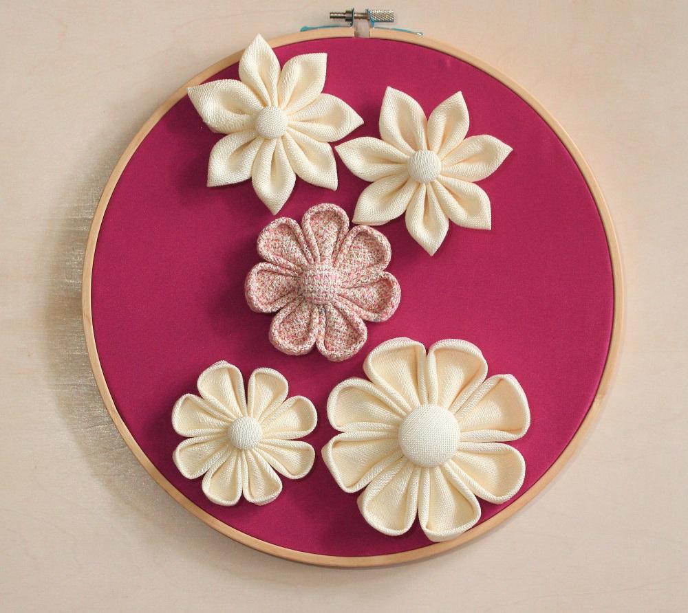 Пано за стена цветя циклама